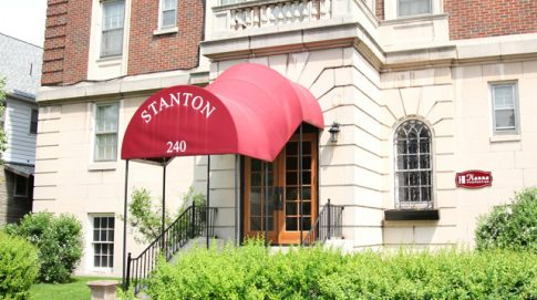 Stanton, Entrance, Rochester NY, Park Ave, East Ave, NOTA