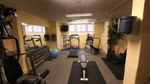 Algonquin, Fitness Center, Exercise