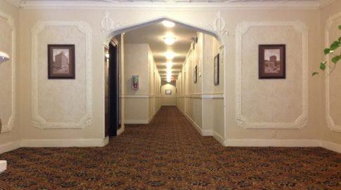 Haddon, Hallway