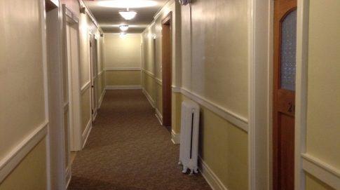 Shelbourne, Hallway